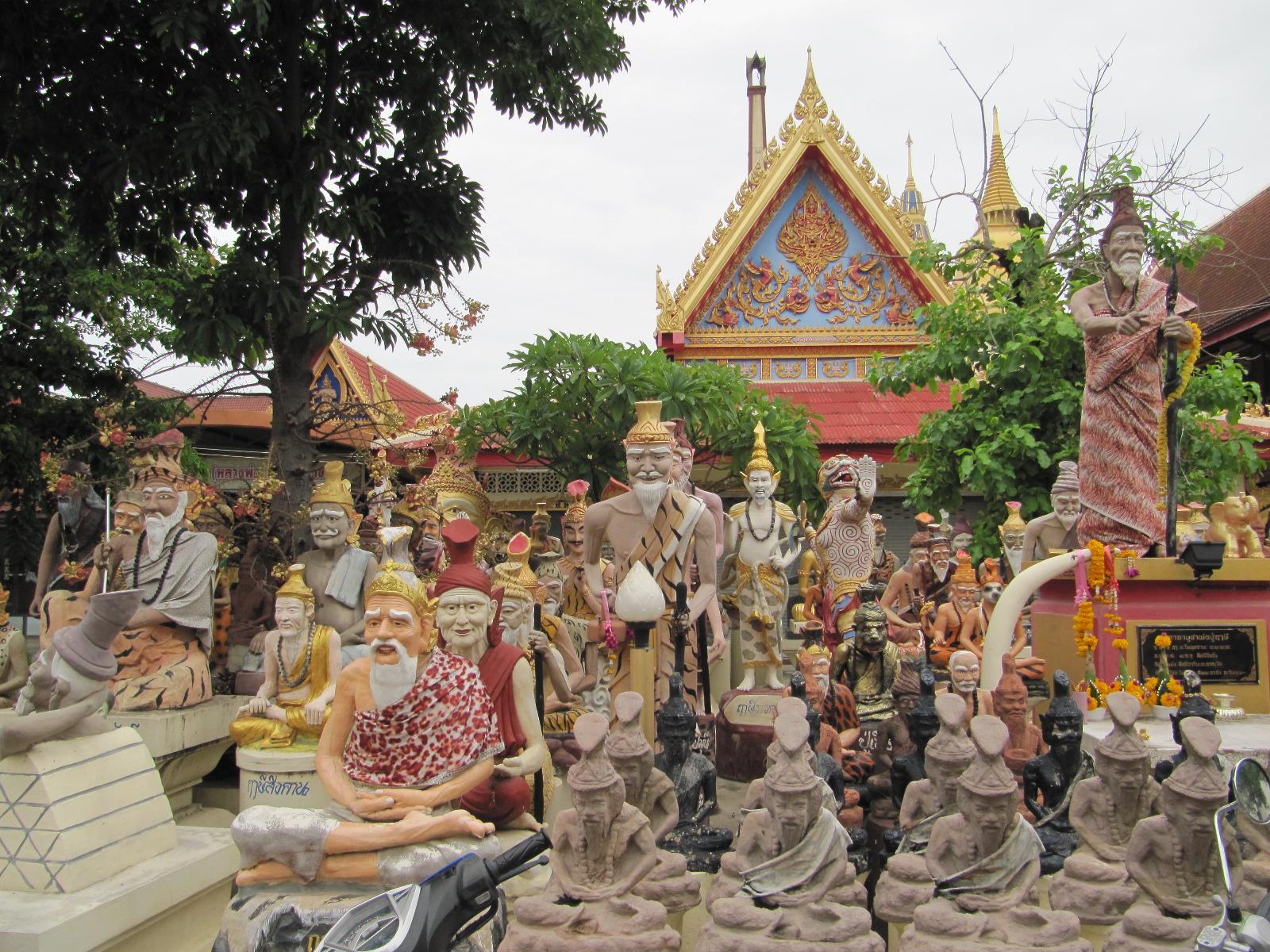A Permanent Blessing: Getting Sacred Tattoos at Wat Bang ...
