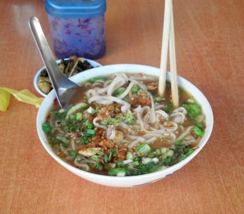 Shan Noodles Myanmar
