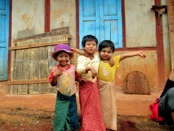 Children of Myanmar.