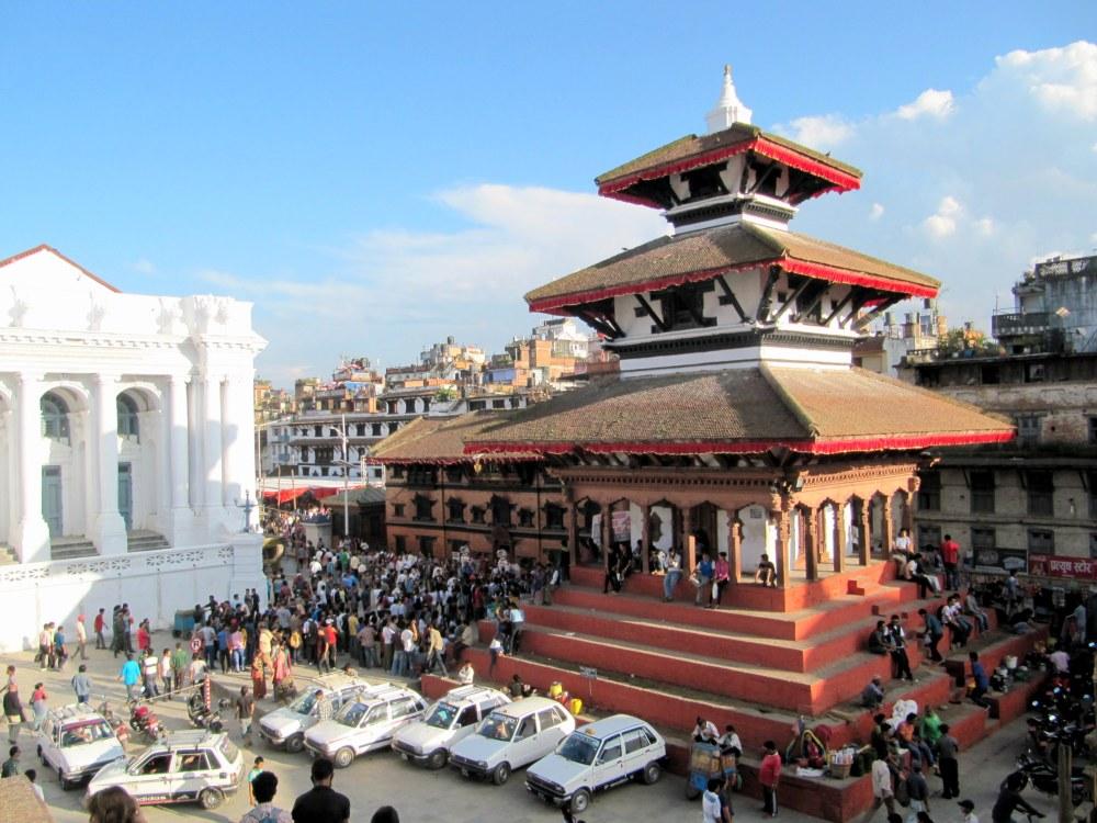 Kathmandu Durbar Square, September 2013