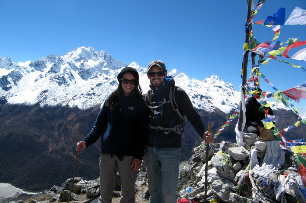 Langtang Himalayas, Nepal